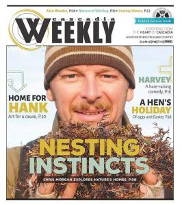 Cover of the Cascadia Weekly